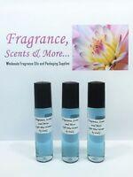 Light Blue Women By D&g Type Perfume/body Oil