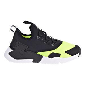 bd4c6ff5d8b1 Nike Huarache Drift Little Kids Shoes Volt Black-White AA3503-700
