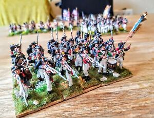 28mm-Early-Napoleonic-27th-au-French-Infantry