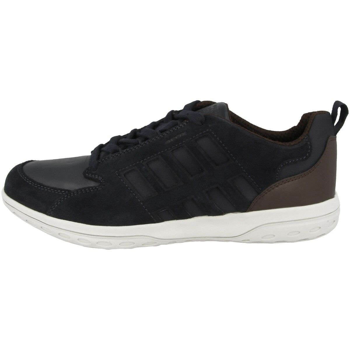 Geox U Mansel a Scarpe Da Uomo Sneaker Tempo Libero Scarpe Basse Navy u824aa02285cf47j