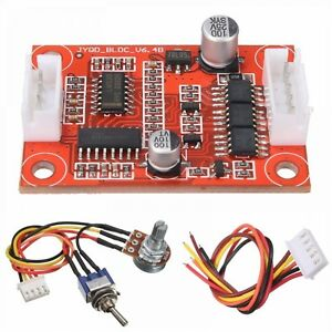 DC-12V-Brushless-Motor-Driver-Controller-Board-Kit-For-Hard-Drive-Motor-Pump
