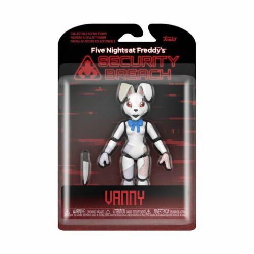 Vannie Figure-FUN47494-FUNKO Security Breach Five Nights at Freddy/'s