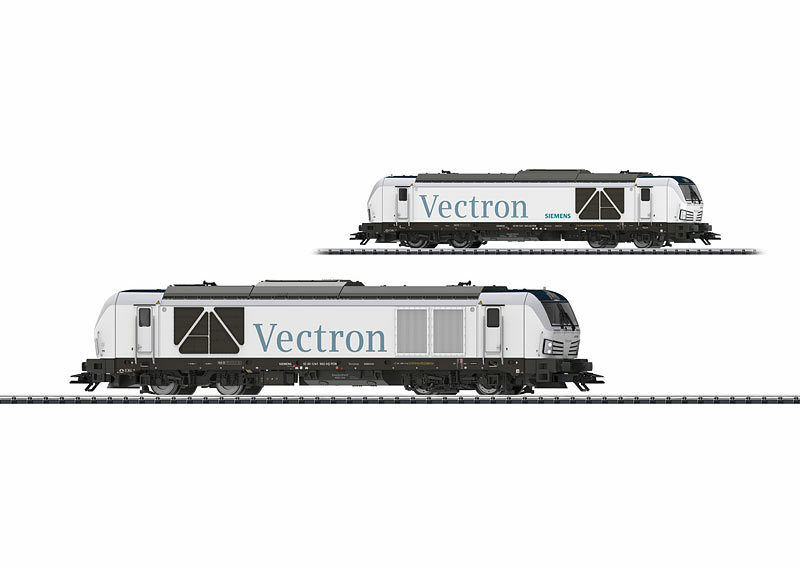 Trix 22281 Locomotiva Diesel BR 247 Merce Nuova OVP