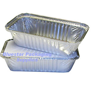 500-x-No6a-Takeaway-Aluminium-Foil-Food-Containers-Lids