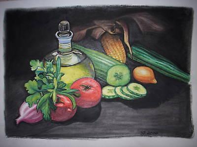 Gemüse Kunst