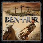 Ben Hur Songs That Celebrate The Epic 0080688959029 Film CD