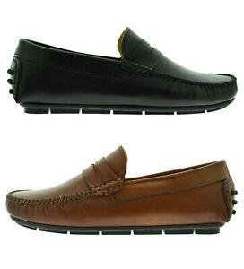 Mocassini-uomo-artigianali-vera-pelle-MADE-IN-ITALY-scarpe-estive-da-barca-cuoio