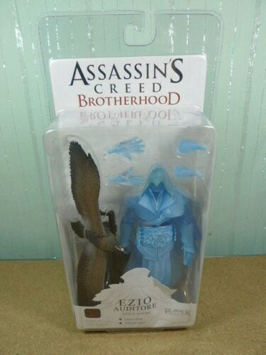 Neca Assassins Creed Brotherhood Ezio Auditore Sdcc Eagle Vision Xbox 360/ps3
