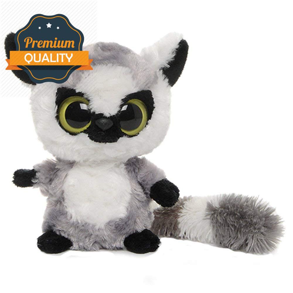 Aurora 12017E Yoohoo & Friends. Lemur 5inch