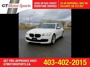 2013 BMW Série 7 750i I XDrive I