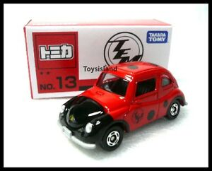Contemporary Manufacture Diecast & Toy Vehicles Tomica Expo 2017 Tomica Event Model No.13 Subaru 360