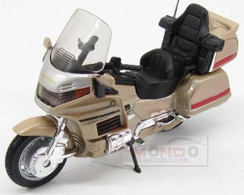 Honda Goldwing 1500 1988 Gold Edicola 1:18 MIT2RUE005