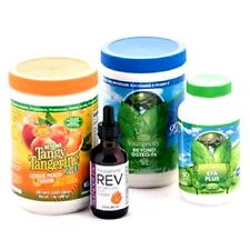 Weight Loss Pak 2.0, with Youngevity Osteo fx Powder, by Dr. Wallach