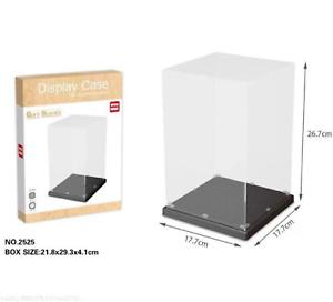 Bausteine-Anzeigefeld-Show-Box-Case-Spielzeug-Geschenk-Modell-Sammeln-kein-Figur
