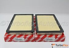 Lexus LS460 / LS460L 2007-2015 Air Filter Set of 2 Genuine OEM 17801-0V020