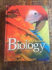 Miller and Levine Biology 2012 Hardcover ISBN 9780132534628