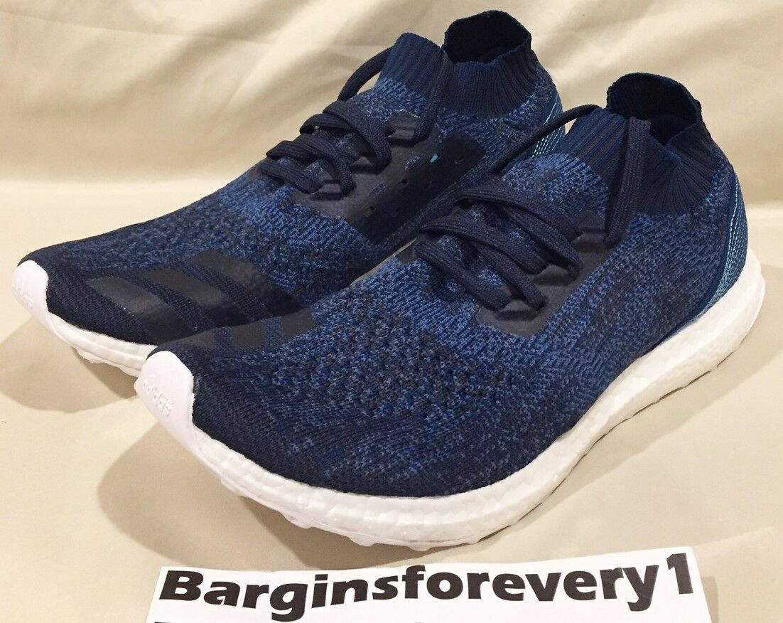 Nuove adidas - ultraboost fece uscire parley - adidas dimensioni 11,5 - nucleo blu - by3057 a807d0