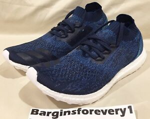f2f367f7d790a New Adidas UltraBOOST Uncaged Parley - Size 11.5 - Core Blue ...