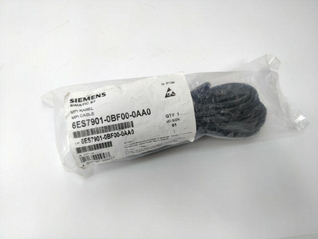 5m NEU aus Lagerhaltung. Siemens Simatic original MPI-Kabel MPI cable