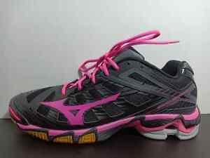 Mizuno Wave Lightning Rx3 Ankle High Tennis Schuhe For Damens Größe Größe Damens 12 W ... 6b2634