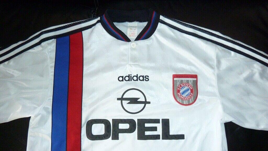 Authentic Adidas RIZZITELLI 20  F.C. Bayern Munchen patch shirt jersey