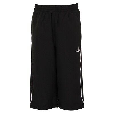 adidas ESS 3/4 WV Pant Kinder Jogginghose Z29736 Trainingshose schwarz