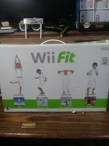 Nintendo Wii Fit Balance Board Complete Set