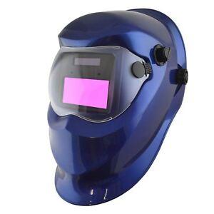 Auto Oscurecimiento Casco Máscara Soldadura Molienda función Soldadoras Mig Tig Arc TE848  </span>