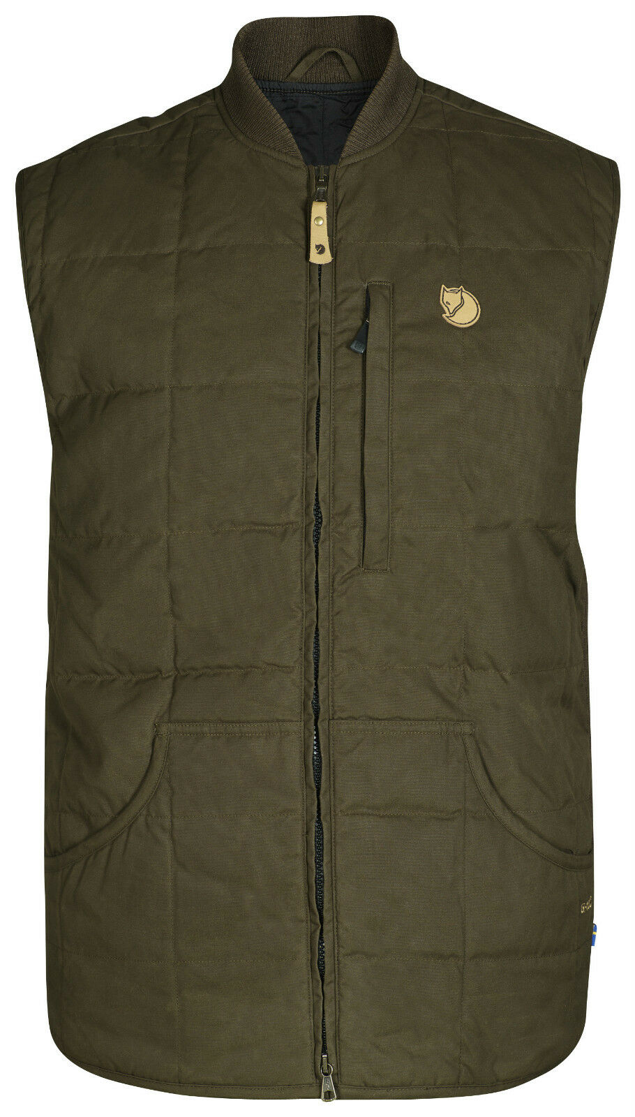 Fjäll Räven Hunting Vest Grimsey  - Dark Olive - 90501-633  online outlet sale