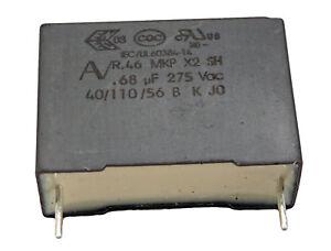 1-condensateur-MKP-X2-220-230V-0-68-F-0-68-F-680nF-684K-684-K-275Vac-22-5mm-uF