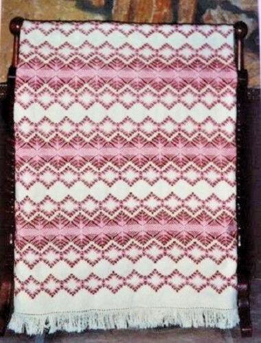 Arcadia Swedish Weave Afgan Pattern #24