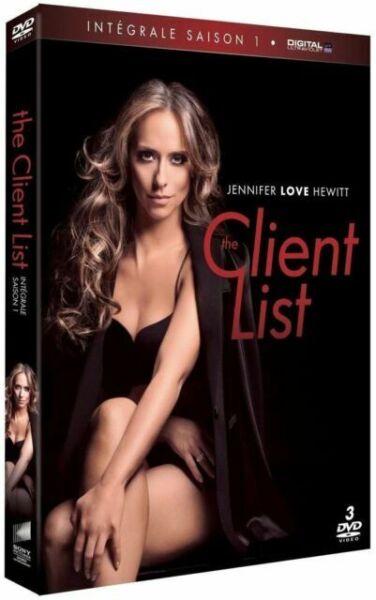 DVD The Client List Complete TV Series Season 1 2 Jennifer ...