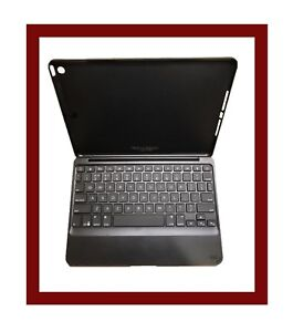 Zagg Folio Wireless Keyboard Case For Apple Ipad 9 7 Quot 5th