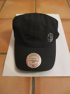 cd4227c50bb1d Image is loading Mitchell-amp-Ness-Victory-Strapback-Brooklyn-Nets-Black