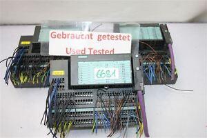 Siemens-et-200L-6ES7193-1FL30-0XA0-193-1CL00-0XA0-6ES7133-1BL01-0XB0