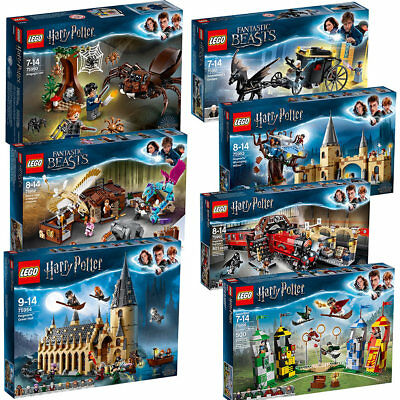 LEGO Harry Potter Bundle 7 Sets 75950 to 75956