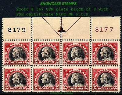 Showcase Stamps