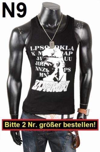 Aisselle-shirt Muscle shirt top débardeur t-shirt maillot corps aisselle shirt mt19