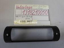UNTERLAGE BRAUN SCHALTER AN HALTESTANGE ORIGINAL MERCEDES 0008210396 8316