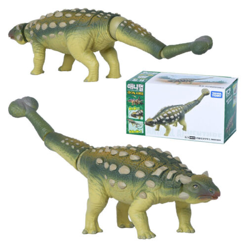Takara Tomy ANIA AL-14 Ankylosaurus Animal Dyno series ActionFigure EducationToy