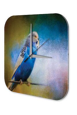 Sporting Wanduhr Vogel Arten Wellensittich Acryl Dekouhr Nostalgie Factory Direct Selling Prijs