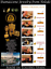 Damascene-Gold-Music-Instrument-Castanet-Pendant-Necklace-by-Midas-Toledo-Spain thumbnail 2