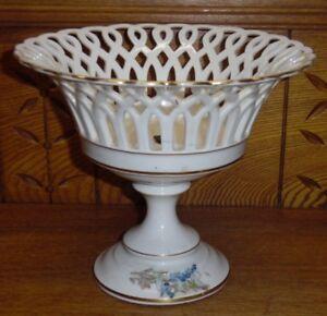 Antique-Old-Paris-Reticulated-Edge-Porcelain-Compote-W-Decoration-7-5-8-034