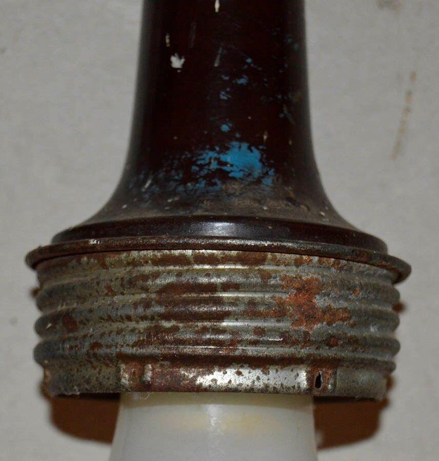 Anden loftslampe, Retro håndværker lampe