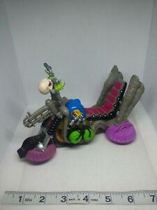 Tmnt-psycho-cycle-bike-motorcycle-figure-vintage-rare-used
