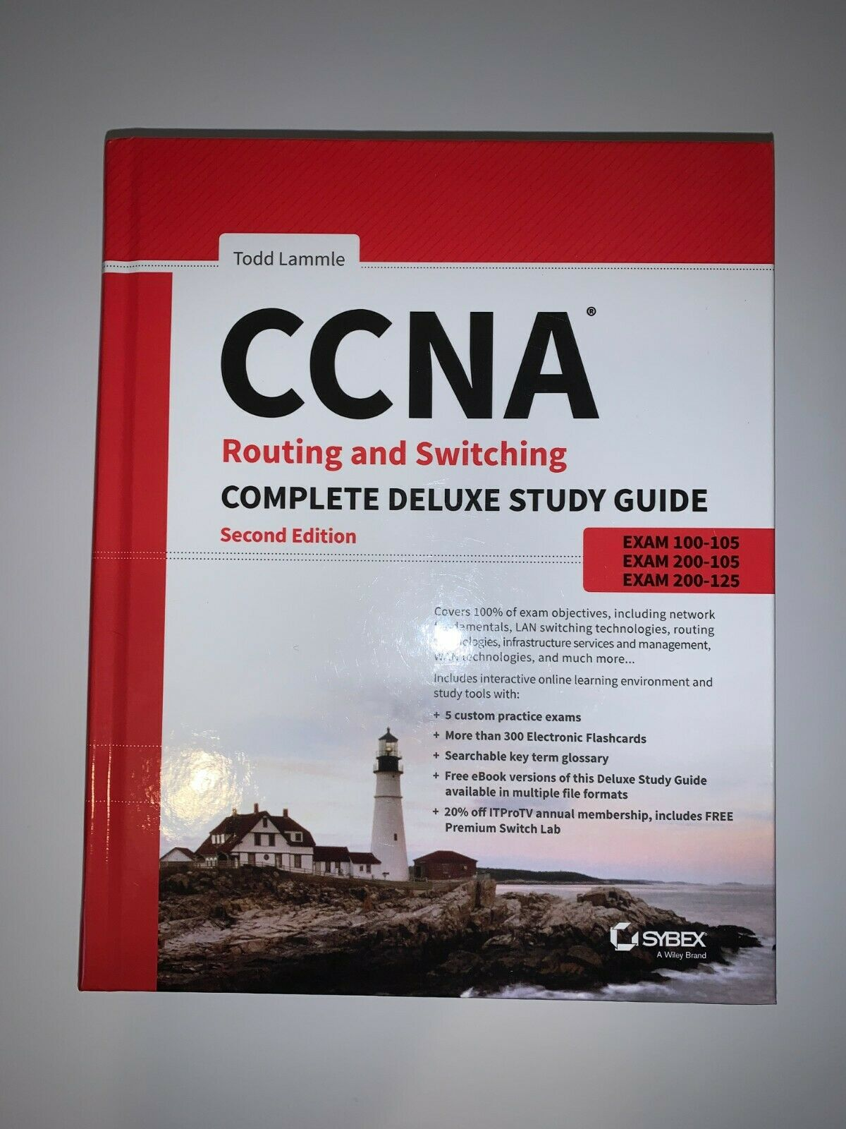 Exam 200-105 CCNA Routing and Switching Complete Deluxe Study Guide Exam 100-105 Exam 200-125