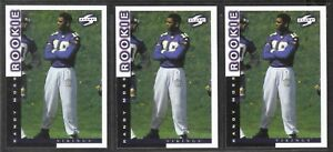 Details About 1998 Score 235 Randy Moss Minnesota Vikings Rookie Card Lot Of 3