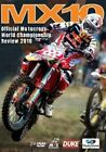 Mx10 Official Motocross World Championship Review 2010 DVD
