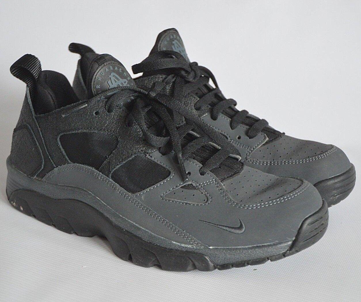 Nike Air Huarache Low 749447-099 Noir/Anthracite Baskets UK 8/US 9/EU 42.5
