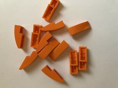 Brand New 50950//63278 - Choice Of Colour /& Quantity Lego Curved Slope 1X3